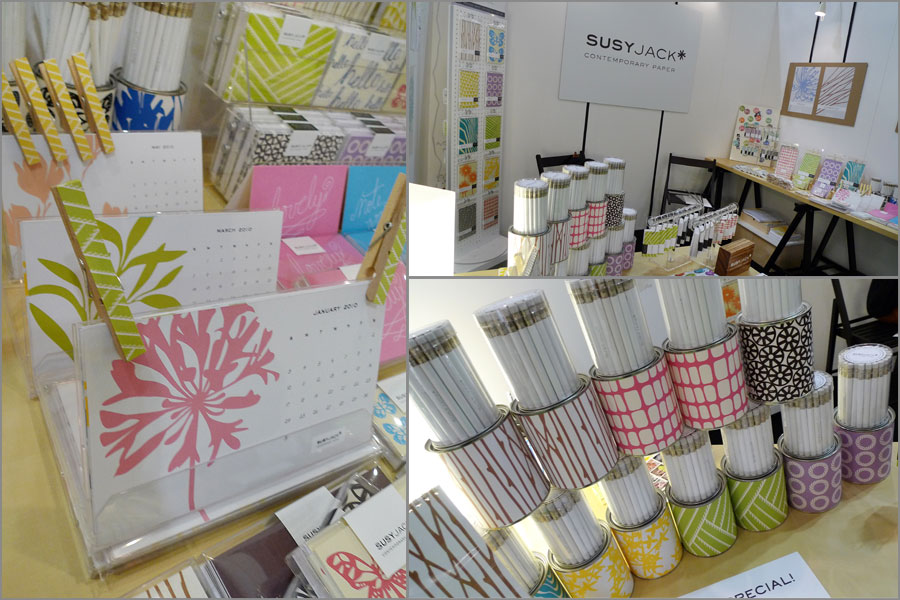national stationery show | susyjack*