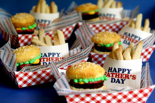 burger & fry craft