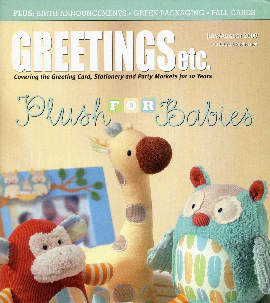 greetings, etc. magazine