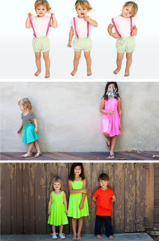 american apparel for kids
