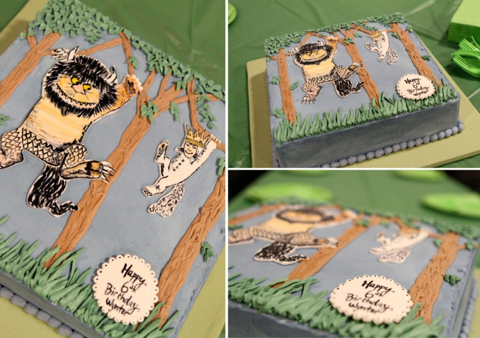 Where The Wild Things Are Birthday Party Tracie Stier Johnson