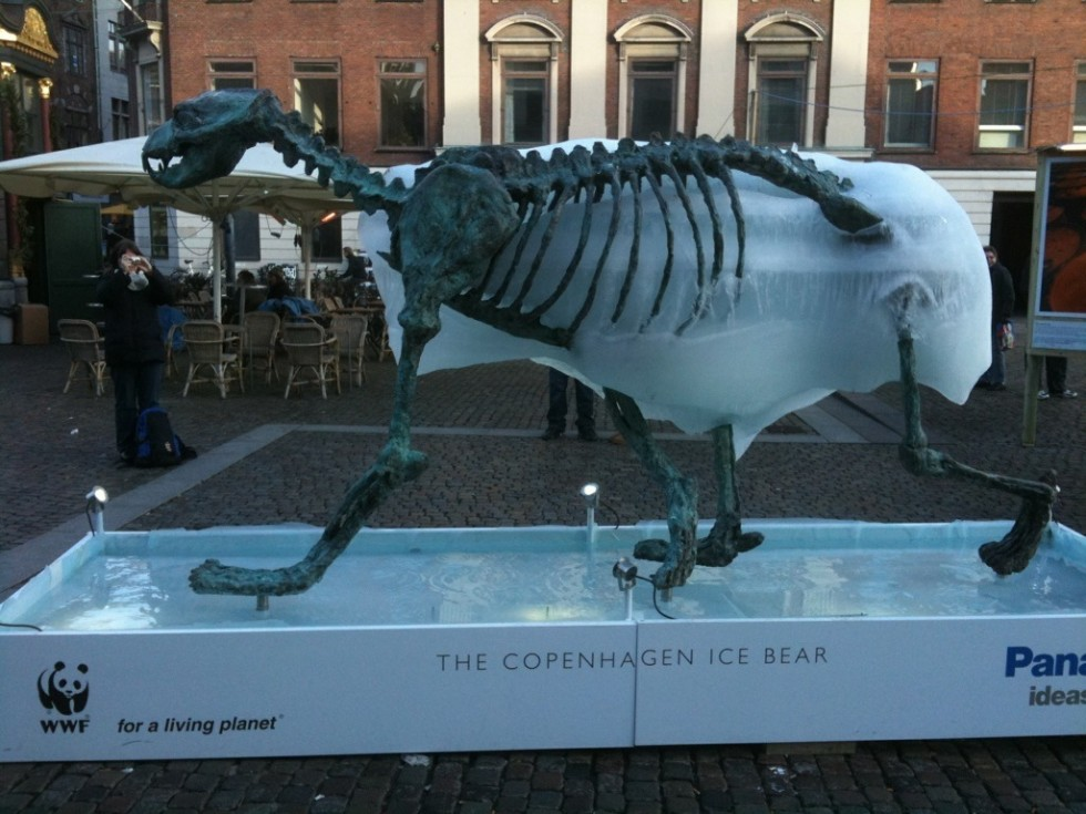 coppenhagen polar bear