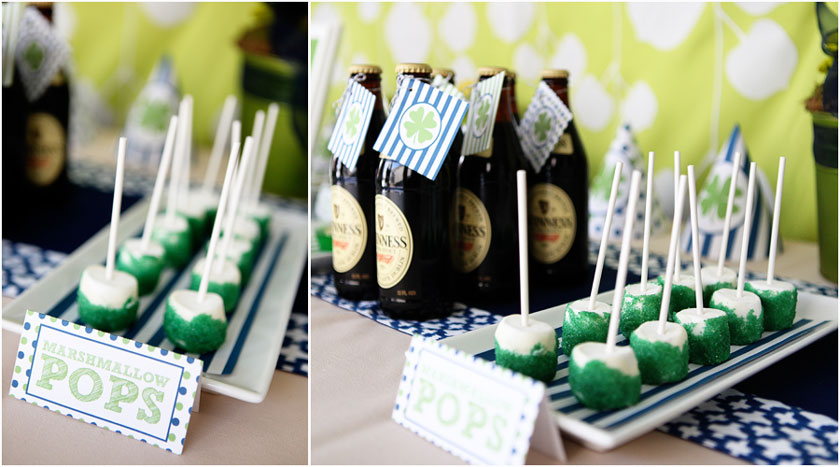 St patricks day adult party idea well